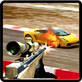 Sniper Traffic Hunter :Shooter