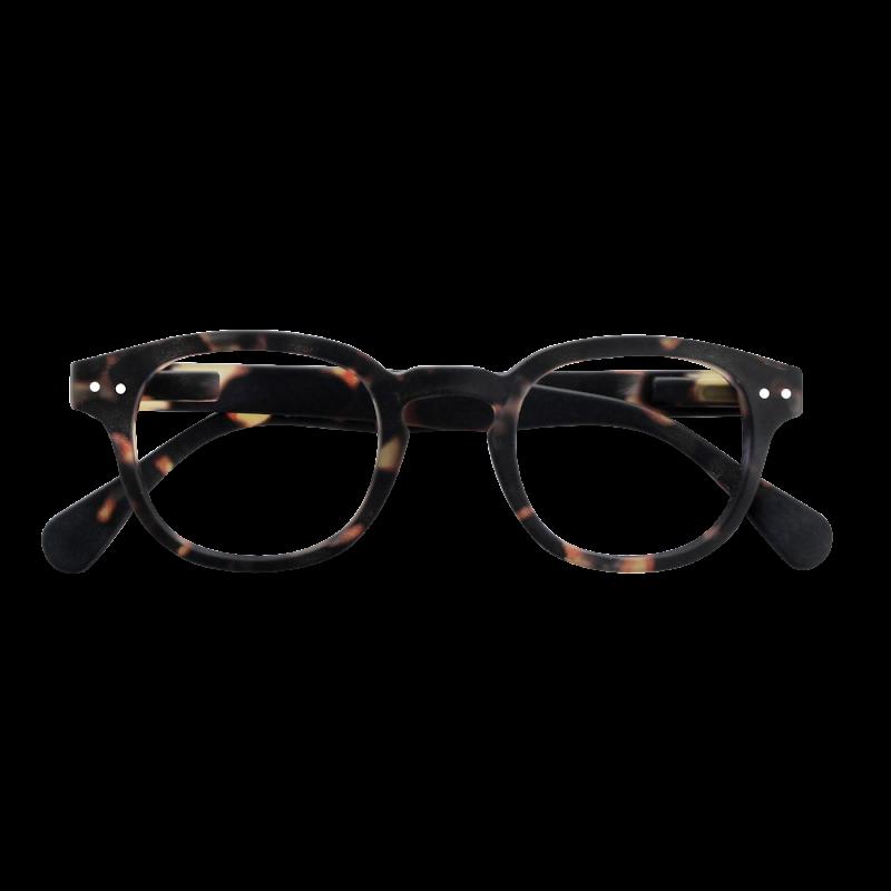 Izipizi leesbril brown #C