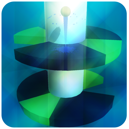 Helix Jump 20  : High Sensitivity file APK for Gaming PC/PS3/PS4 Smart TV