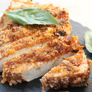 Crispy Breaded Tofu Steaks