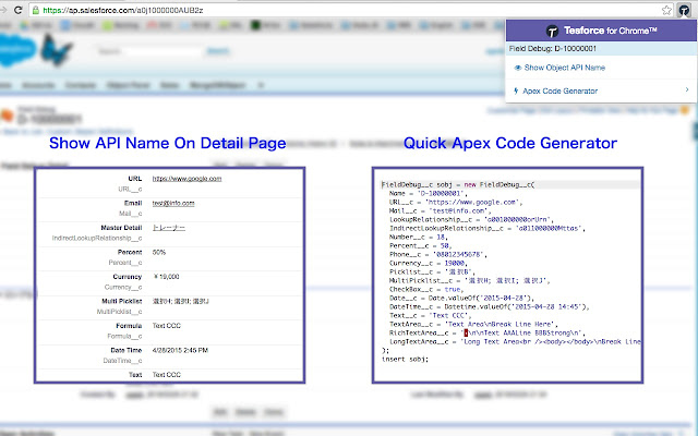 Salesforce DevTools