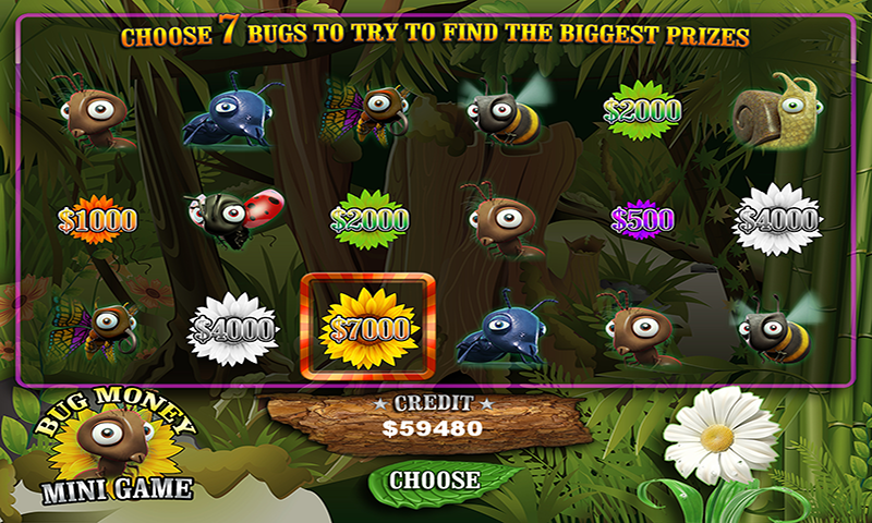 Big Money Bugs Slots TV- screenshot