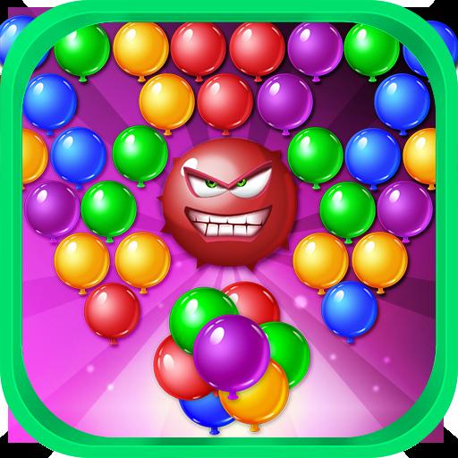 氣球吹泡泡射擊 休閒 App LOGO-APP試玩