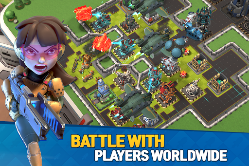 Mad Rocket: Fog of War - Build and War Strategy 1.14.2 androidappsheaven.com 13