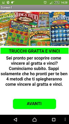 Trucchi Gratta e Vinci