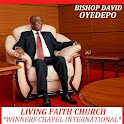 Winners Chapel, Living Faith icon