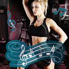 тренировка музыки & мотивационные песни icon