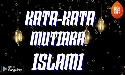 Kata Mutiara Islami terbaru - náhled