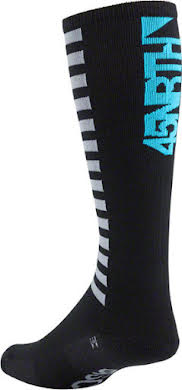 45NRTH Knee High Cold Weather Cycling Socks alternate image 2