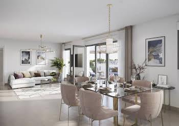 Appartement 3 pièces 67,87 m2