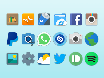 Nucleo UI - Icon Pack v2.5
