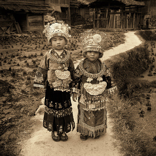 Hmong fringes