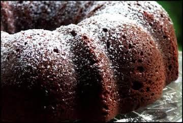 Awesome Chocolate Kahlua Cake