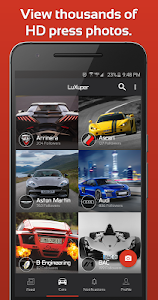LuXuper - For Car Enthusiasts screenshot 0