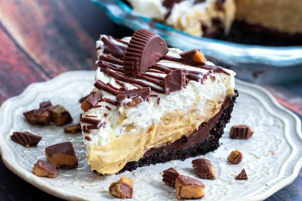 Ultimate Peanut Butter Pie Recipe