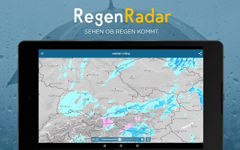 RegenRadar screenshot 6