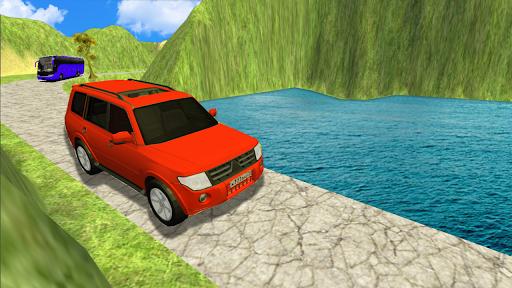 Offroad Driving 3D : SUV Land Cruiser Prado Jeep 1.0.0 screenshots 4