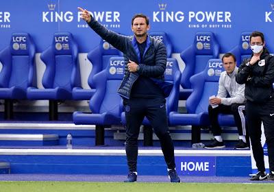 Chelsea et Lampard vont devoir intégrer des joueurs....qui ne pourront pas jouer