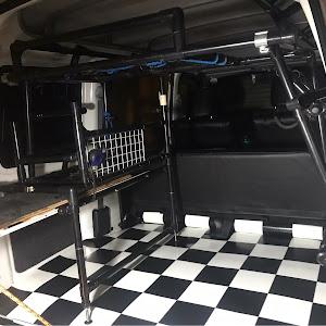 ハイゼットカーゴ  クルーズ ビジネスパック 5MT 4WDのカスタム事例画像 とねっとさんの2018年10月20日04:16の投稿