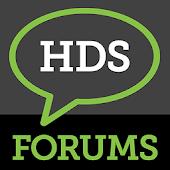 HDS Forums