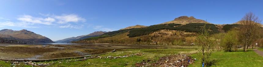 Photo: Loch Long, vers Arrochar