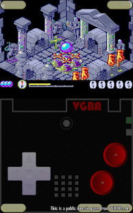 VGBAnext - GBA / GBC Emulator- screenshot thumbnail