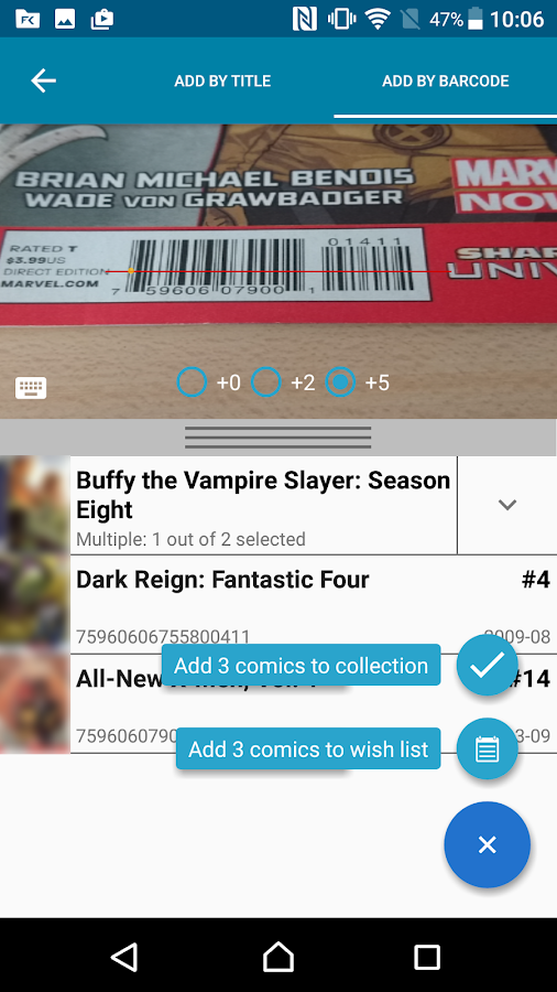 CLZ Comics - Comic Database- screenshot