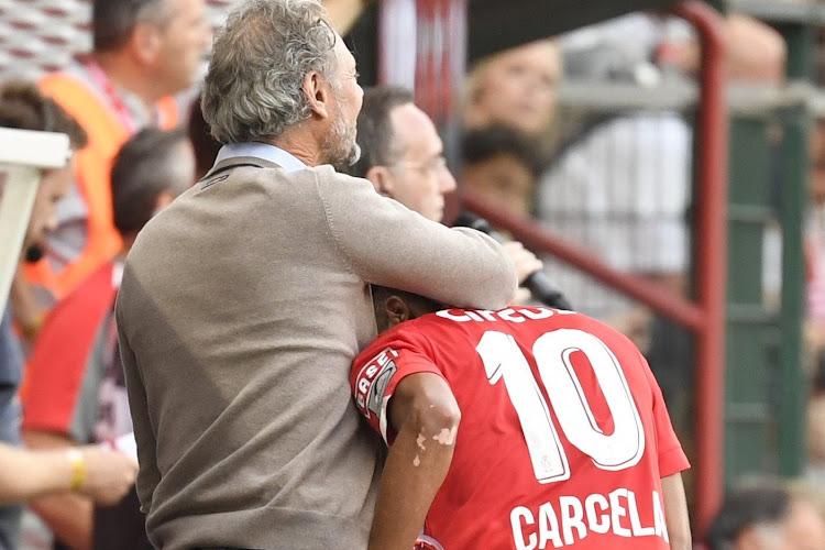 """Preud'homme: """"Carcela weet waarom hij niet begon, maar jullie hoeven dat niet te weten"""""""