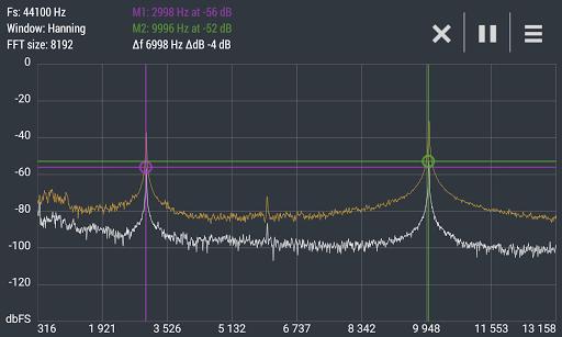 Advanced Spectrum Analyzer PRO 2.1 13