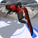 Snowboard Freestyle Mountain icon