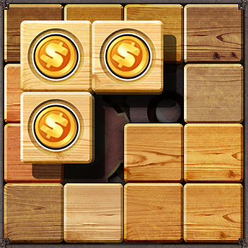 Block Puzzle King : Wood Block Puzzle