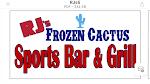 Logo for The Frozen Cactus