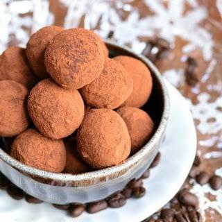 Espresso Chocolate Truffles
