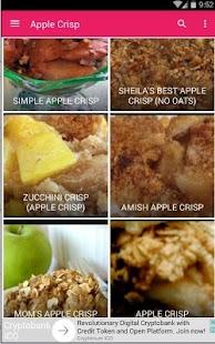 Recipe Apple Crisp 30+ - náhled