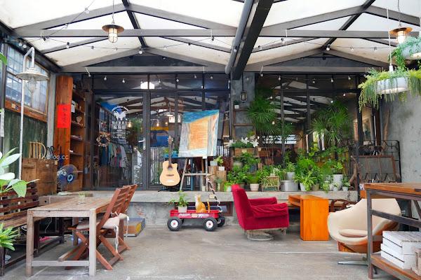 特有種商行~魏德聖導演開的餐廳,結合美食、藝文、電影和音樂