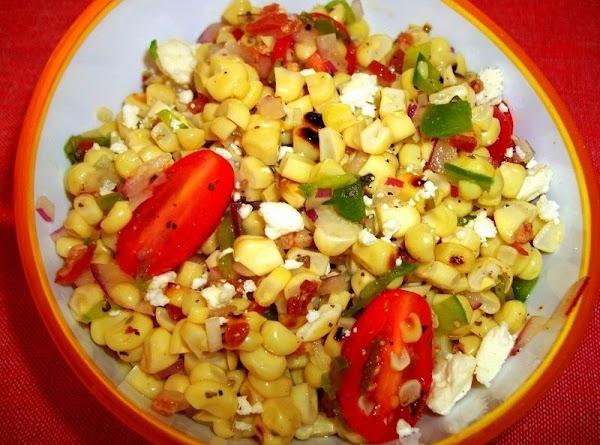 Cassies Grilled Sweet Corn Salad Recipe