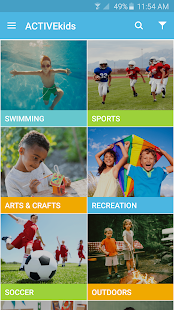 ACTIVEkids- screenshot thumbnail