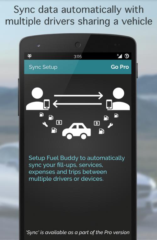 Fuel Buddy - Car Mileage Log - screenshot