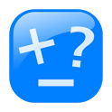 Mental calculation icon
