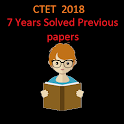 CTET Entrance 9 Years Solved  English and  हिंदी icon