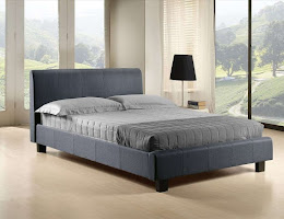 Fabric Low Foot end Bedstead