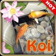 App Koi pond 3D live wallpaper APK for Windows Phone