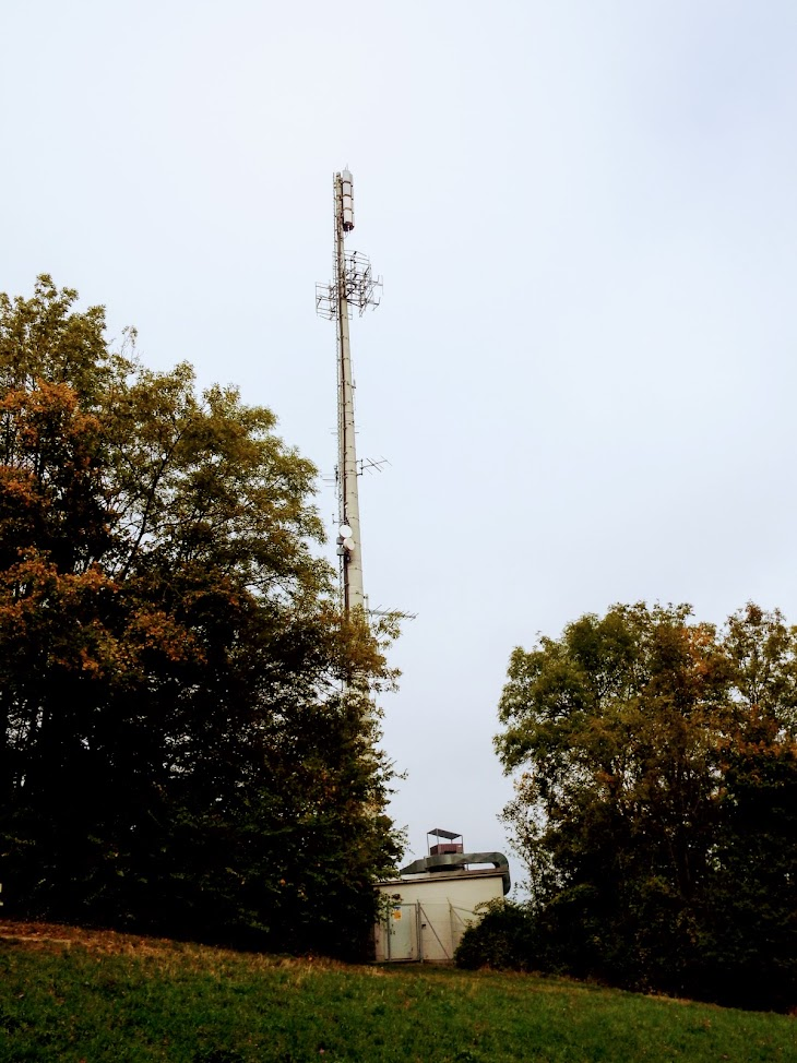 Wien 2/Himmelhof -  TV-URH adóállomás