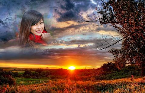 Sunset Photo Frames - náhled