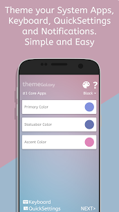 Theme Galaxy – Theme Maker for Samsung Galaxy Apk 1