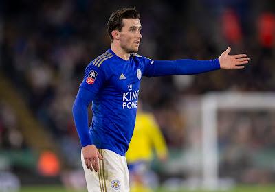 Chelsea heeft Ben Chilwell weggehaald bij Leicester City