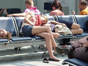 Photo: budapest a kyjev lety a letiska