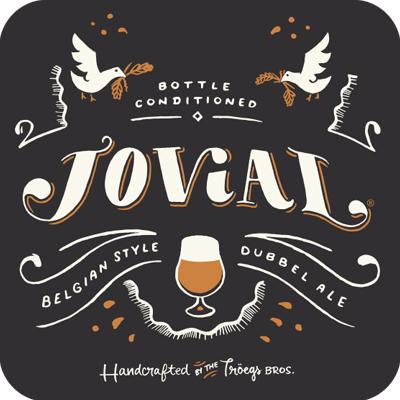 Logo of Tröegs Jovial