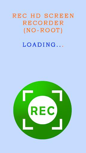 玩免費遊戲APP|下載HD Screen Recorder No-Root app不用錢|硬是要APP