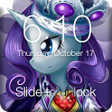 Pony Sketch ART Screen Lock icon
